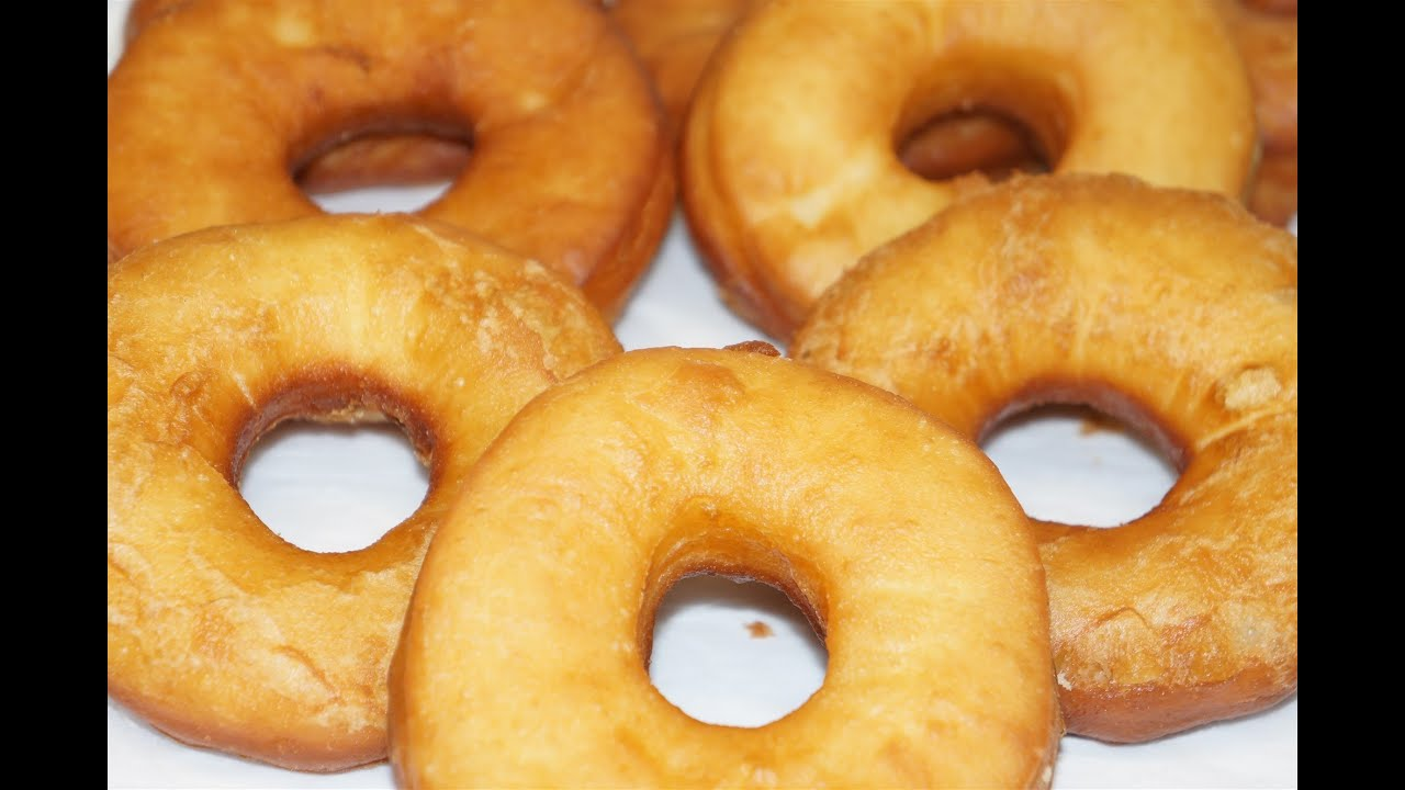 donuts recette facile (cuisinerapide) - youtube