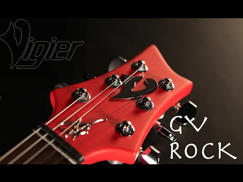Vigier GV Rock 2015 Demo