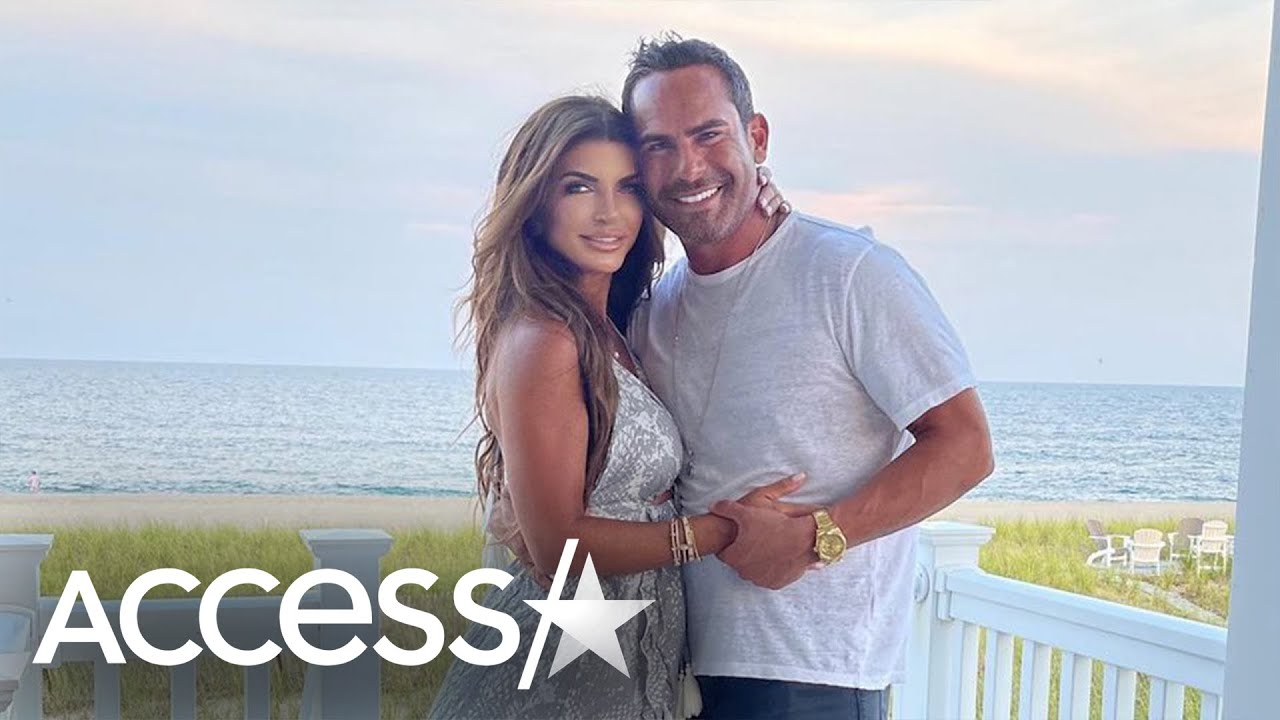 Teresa Giudice's 'Absolutely Perfect' Engagement to Luis Ruelas ...