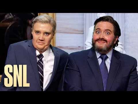Second Impeachment Trial Cold Open - SNL