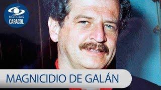 Hace 30 años Luis Carlos Galán fue asesinado: reviva los últimos momentos del líder político