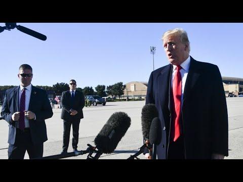 فرانس 24:Trump says Khashoggi likely dead, vows 'severe' response