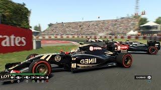 F1 2015: Giant Bomb Quick Look