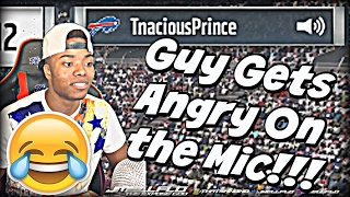 Angry Guy on Mic Exposes me for Glitching! WTF! | Madden 17 Ultimate Team Gameplay