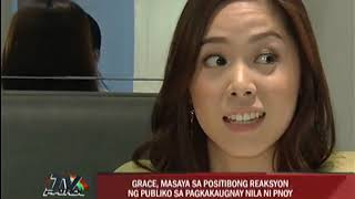 EXCL: Grace Lee has surprise for PNoy's b-day