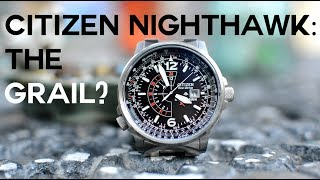 Citizen Nighthawk Review - How to Use Bezel - How to Read Dial - Ep 3 - The Grail