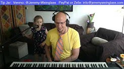 """""""Musical Memories"""" Live Stream Piano Hour 5-7pm (PDT)"""