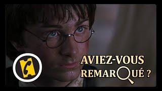 Aviez vous remarqué ? Harry Potter et la Chambre des Secrets