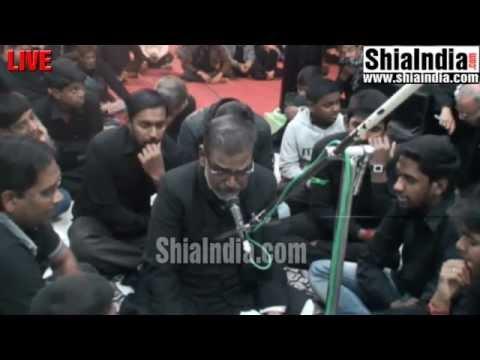 ShiaIndia.com Live Majlis Broadcast From Alaw-e-Sartauq