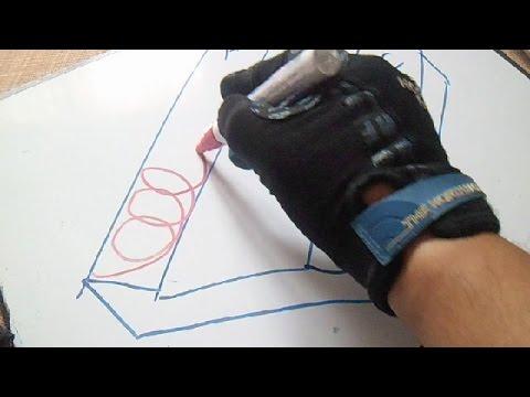 Welding Weave Pattern Exercise - PipingweldingNDT