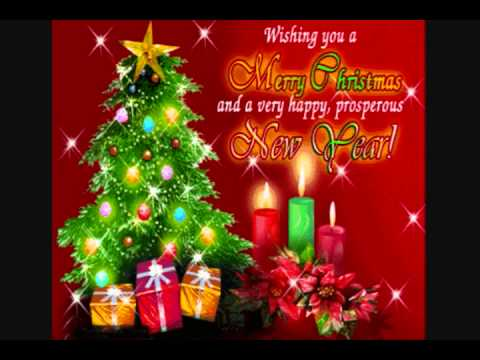 happy christmas to you
