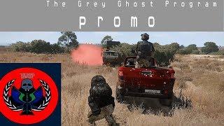 ARMA 3- The Grey Ghost Program Promo