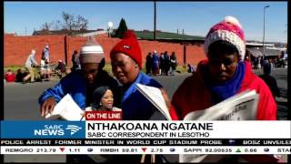 Tom Thabane wins Lesotho elections: Nthakoana Ngatane
