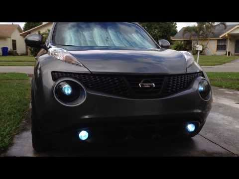 2011 nissan juke with full exhaust and a few extra mods