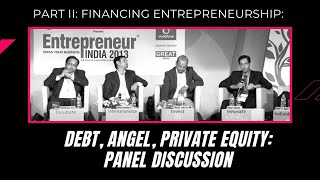 Part II   Financing entrepreneurship