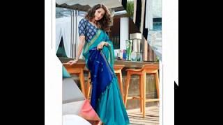 kunjum Silk Pure Cotton Silk Sarees Collection At Wholesale Rates