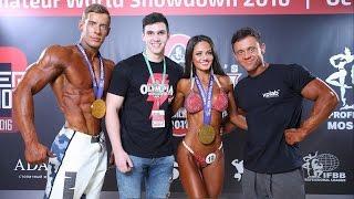 Power Pro Show 2016 / Amateur Olympia 2016 /  Финалы Men`s Physique Pro и Bikini Pro / День 2