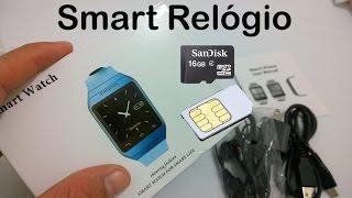 Smartwatch ZGPAX S29 Unboxing e Cometários da taxação dos Correios