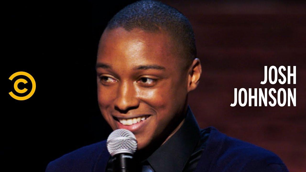 "Josh Johnson: ""I Don't Even Feel Black Some Days"""