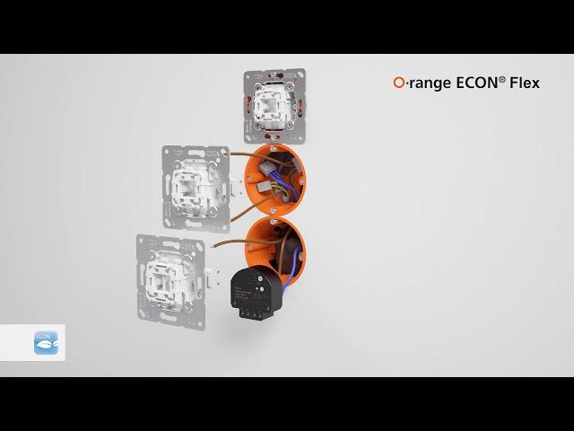 Kaiser O-range ECON Flex