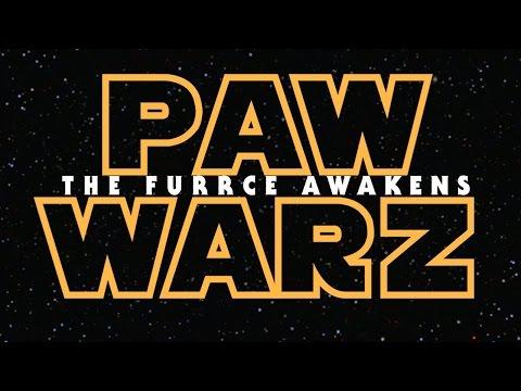 Star Wars: Episode VII - The Force Awakens (Puppy & Kitten Edition)