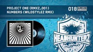 Project One - Numbers (Wildstylez RMX) (HQ)