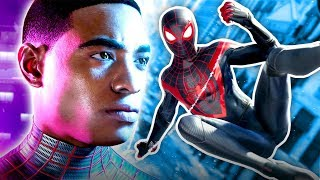 Marvel's Spider-Man: Miles Morales - PS5 Announcement Trailer Breakdown!
