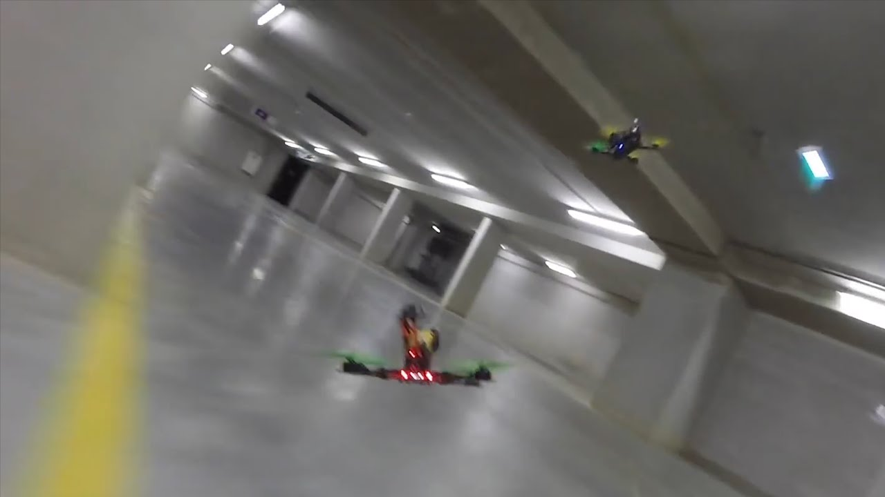 Drone Nexus FPV Racing Drone - Extreme FPV Quadcopter Racing - YouTube