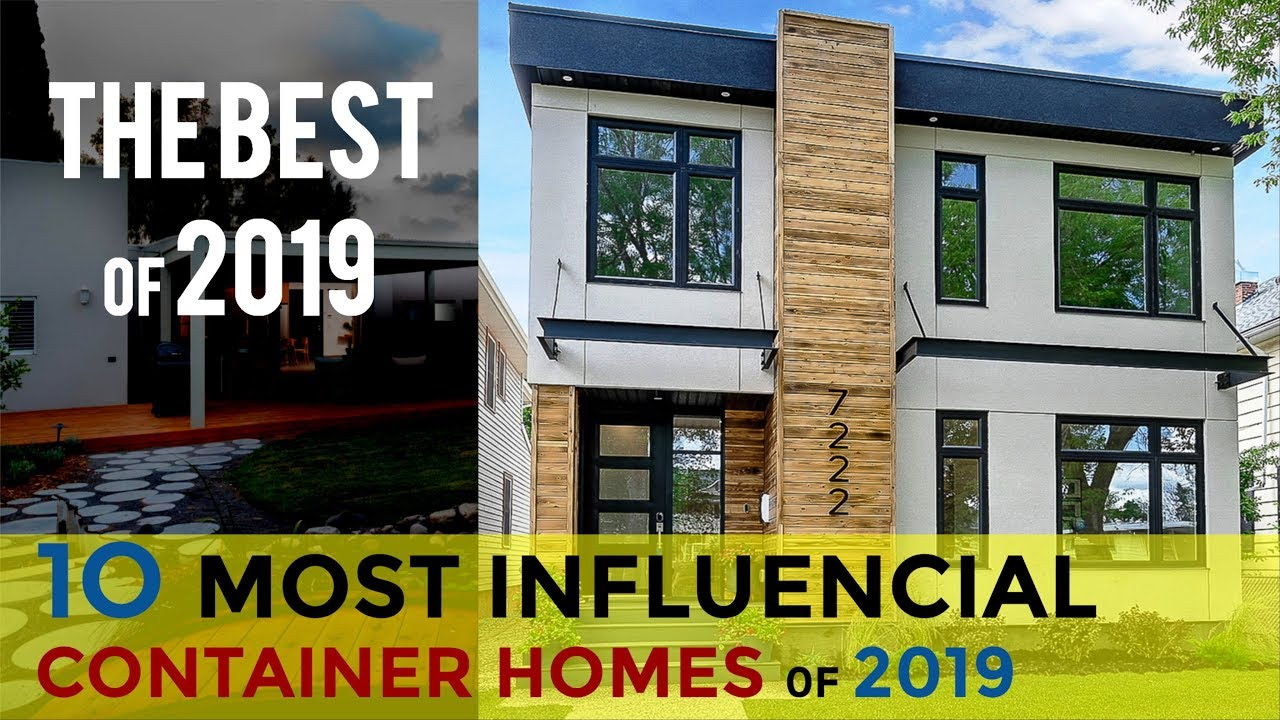 Best Shipping Container Houses of 2019 by ShelterMODE