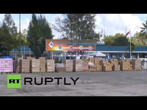 Philippines: International aid work underway in wake of Typhoon Haiyan