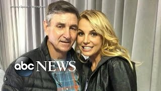 Britney Spears' father agrees to step down as conservator