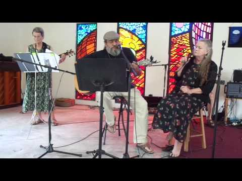 Ronnie and Pam Harris singing 'When will I Ever Learn'