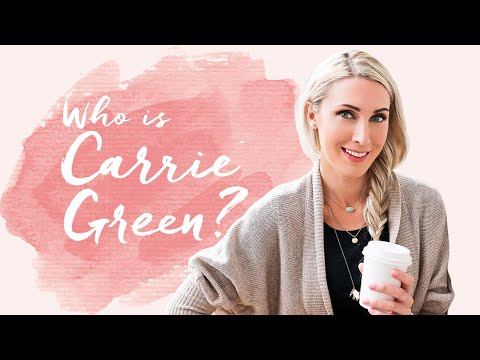 who-is-carrie-green?-//-the-female-entrepreneur-association