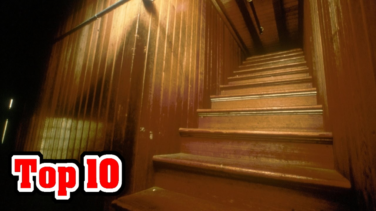 Top 10 Most Haunted Places In The United States Youtube