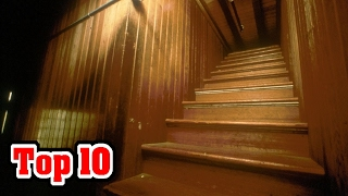 Top 10: Most Haunted Places in the United States