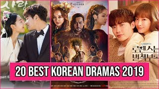 20 Best Korean Dramas 2019 So Far (Jan - July)