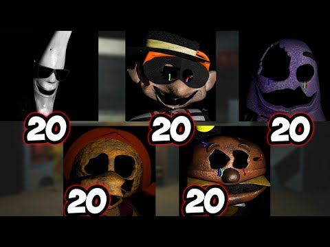 FNWMT 2 5/20 MODE ( MR. MOONPIE ) - MAX BOTS, MAX DIFFICULTY   FIVE NIGHTS WITH MAC TONIGHT 2