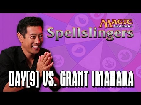 Day[9] vs. Grant Imahara in Magic: The Gathering: Spellslingers Ep 6