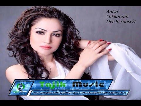 Аниса - Чи кунам   Anisa - Chi Kunam Live In Consert  Tajik Music Pro