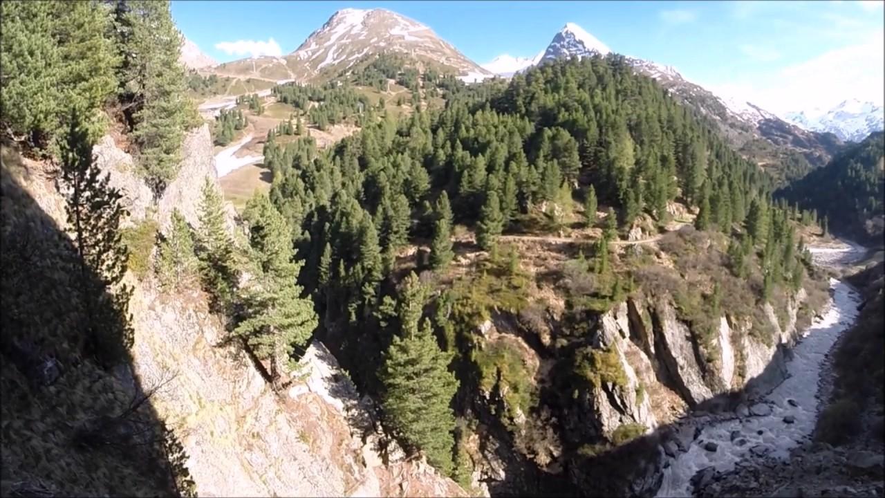 Klettersteig Obergurgl : Zirmwald klettersteig obergurgl hochgurgl oetztal Ötztal