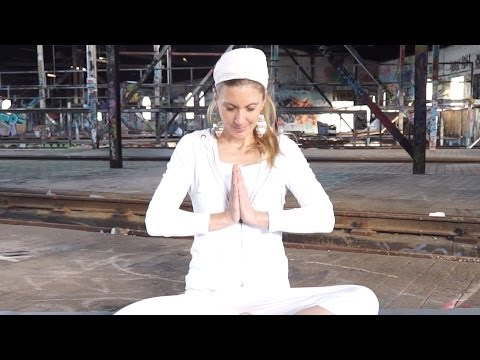 Kundalini Yoga Meditation to Reverse Any Negative Attitude, Frustration or Depression