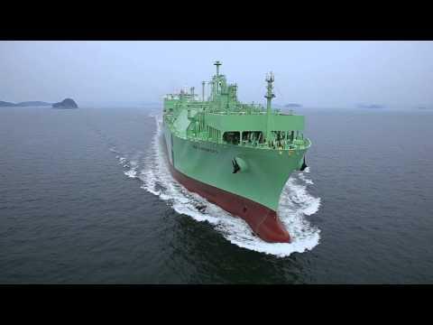 Floating Storage And Regasification Unit FSRU BW Singapore