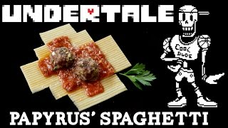 Download Video How to Make PAPYRUS' SPAGHETTI from Undertale! Feast of Fiction S5 Ep16 MP3 3GP MP4