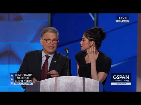 Sarah Silverman To Bernie Or Bust: You're Being Ridiculous At DNC 7/25/16