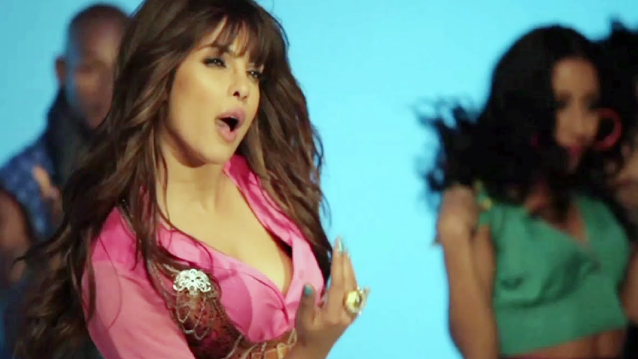 Making of Priyanka Chopra's First Single ' In my City'