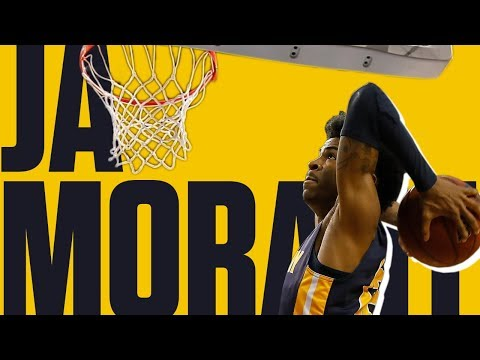 See why Ja Morant is being hyped as the NBA's next Russell Westbrook | College Basketball thumbnail