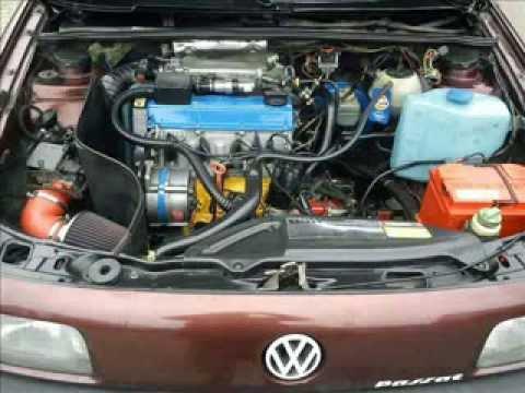 VW Passat b3 2E