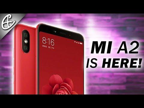 Xiaomi Mi 6X Launched: Mi A2 Coming Soon!!!