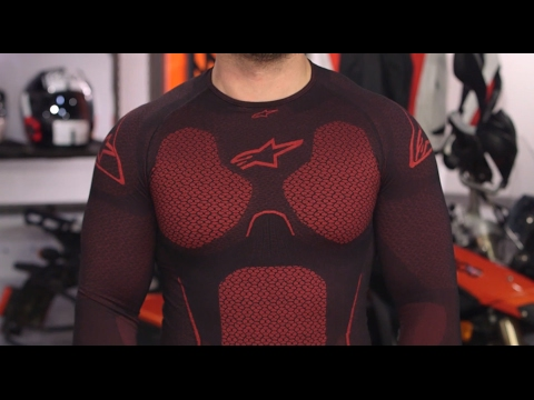Alpinestars Ride Tech Summer Base Layers Review at RevZilla.com