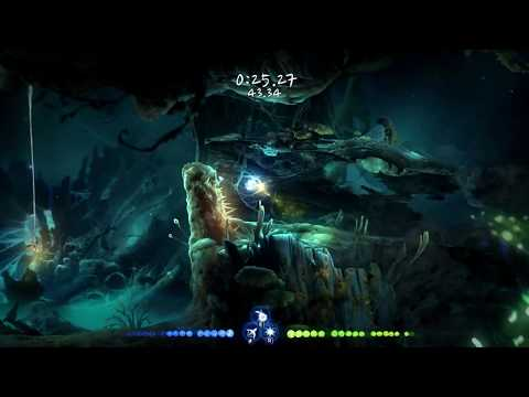 Ori And The Will Of The Wisp : Mora Boss Battle In 41.92